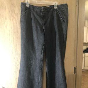 Women's dress jeans